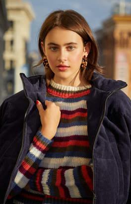 LA Hearts Manhattan Beach Pullover Sweater