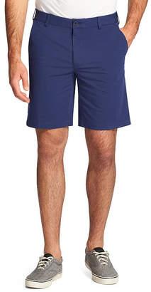 Izod Advantage Short Mens Mid Rise Stretch Chino Shorts