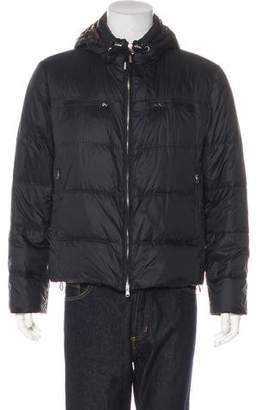 Brunello Cucinelli Quilted Down Jacket