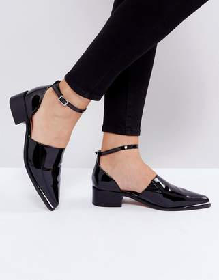 Asos Design MAPLE Flat Shoes