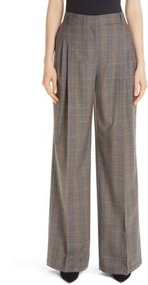 Lafayette 148 New York Quincy Stretch Wool Pants