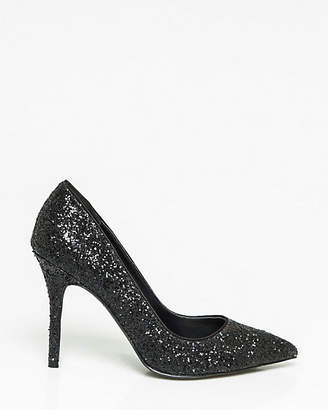 Le Château Glitter Pointy Toe Pump