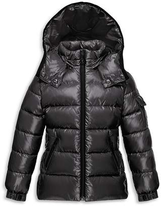 Moncler Girls' Bady Jacket - Sizes 8-14 $550 thestylecure.com