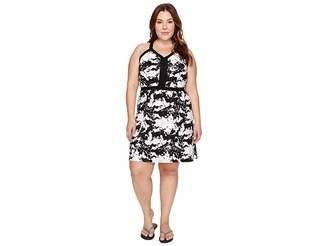 Soybu Plus Size Amble Dress Women's Dress