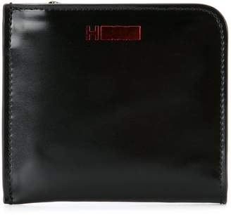 H Beauty&Youth small zip wallet