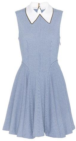 Miu MiuMiu Miu Cotton-blend Dress