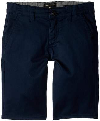 Quiksilver Everyday Union Stretch Chino Shorts Boy's Shorts