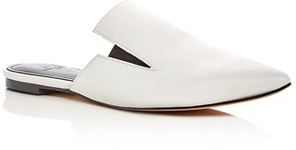 Marc Fisher LTD. Shiloh Pointed Toe Mules $150 thestylecure.com