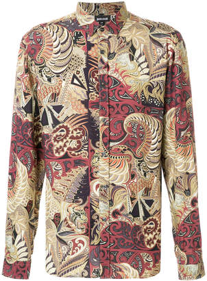 Just Cavalli printed style shirt