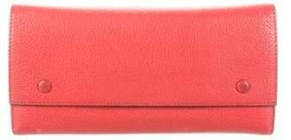 Celine Large Multifunction Flap Wallet