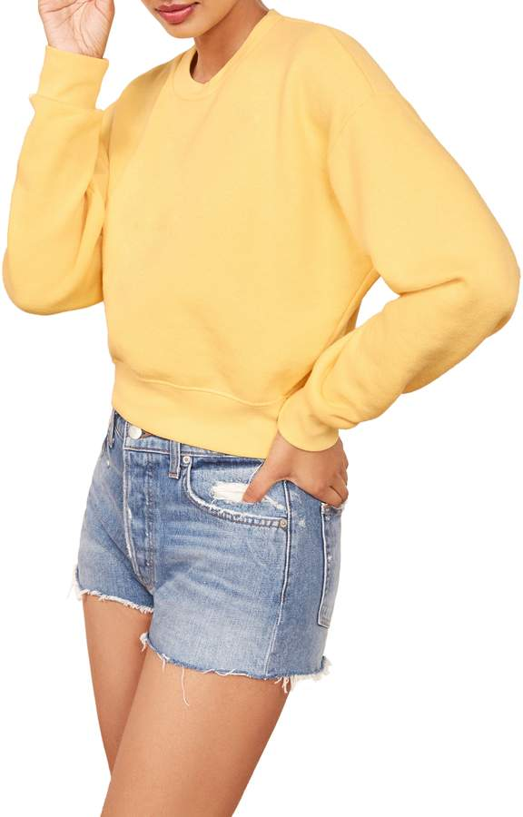 Reformation Hunter Sweatshirt