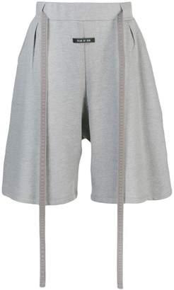Fear Of God wide leg shorts