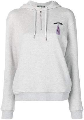 ALEXACHUNG Alexa Chung Alien hoodie