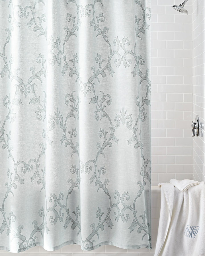 Charisma Adina Shower Curtain Home