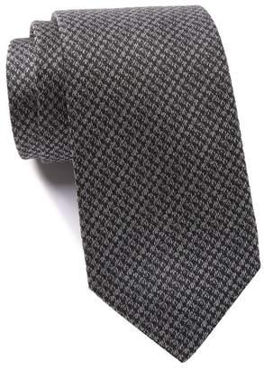 Vince Camuto Silk Luperra Houndstooth Tie