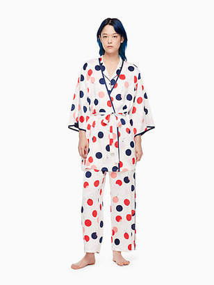Kate Spade Charmeuse robe