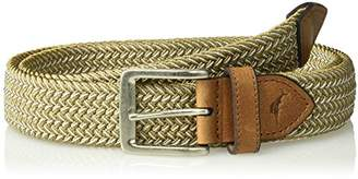 Tommy Bahama Men's Stretch Casual Belt, L