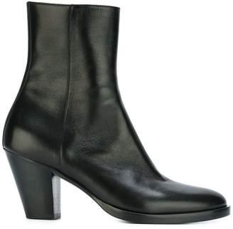 A.F.Vandevorst side zip boots