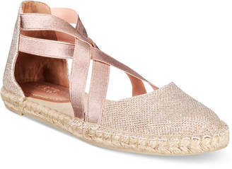 Kenneth Cole Reaction Women's How To Dance Strappy Espadrille Flats $59 thestylecure.com