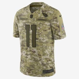 Nike NFL Arizona Cardinals Salute to Service Limited Jersey (Larry Fitzgerald) Men's Football Jersey