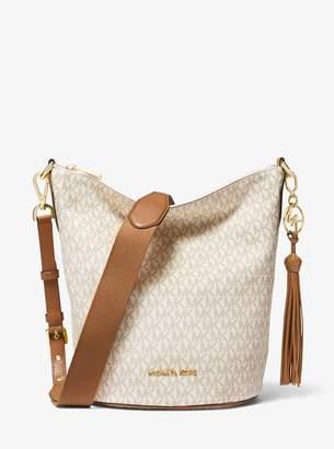 MICHAEL Michael Kors Brooke Medium Logo Bucket Bag