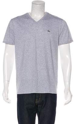 Lacoste V-Neck T-Shirt w/ Tags
