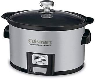 Cuisinart Programmable 3.5-Quart Slow Cooker