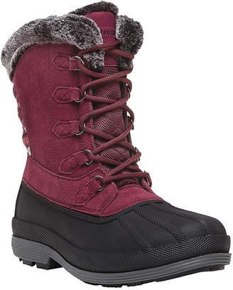 Propet Womens Lumi Winter Boots Waterproof Lace-up