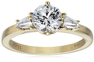 Swarovski Myia Passiello Essentials Zirconia Three Stone Ring