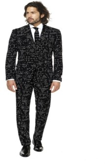 Opposuits OppoSuits Men's Science Faction Science Suit