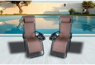 Freeport Park Ellaville Reclining Chaise Lounge Freeport Park