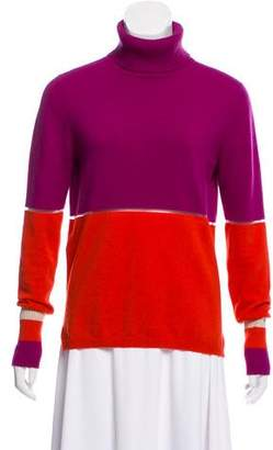 Fendi Cashmere Turtleneck Sweater