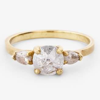 Jennifer Dawes Design Dawes Design Natural Diamond Ring Gold
