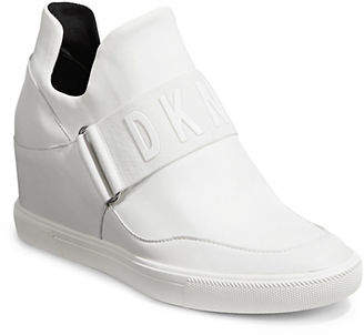 DKNY Cosmos Wedge Platfrom Sneaker