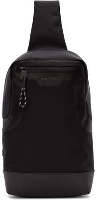 Diesel Black Suse Mono Backpack