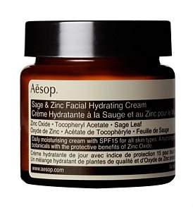Aesop Sage And Zinc Facial Hydrating Cream 60Ml