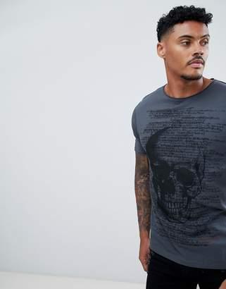 Bolongaro Trevor Skull Print T-Shirt