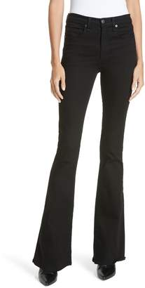 Veronica Beard Beverly Skinny Flare Jeans