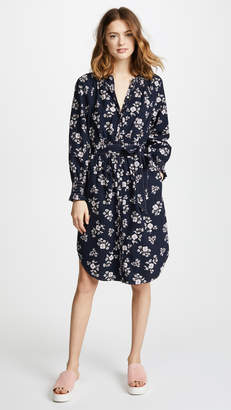 Rebecca Taylor Long Sleeve Camille Dress