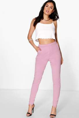 3efbd1a1d4 boohoo Purple Trousers For Women - ShopStyle Canada