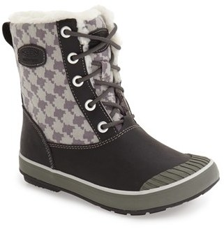 Women's Keen 'Elsa' Waterproof Boot $129.95 thestylecure.com