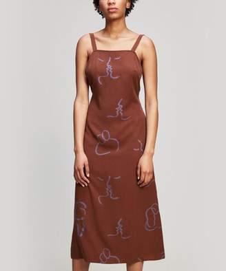 Paloma Wool Lava Midi-Dress