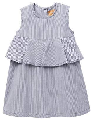 Harper Canyon Sparkle Stripe Dress (Baby Girls)