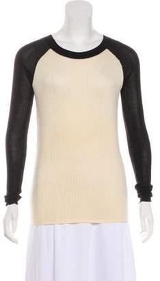 Reed Krakoff Merino Wool Knit Sweater