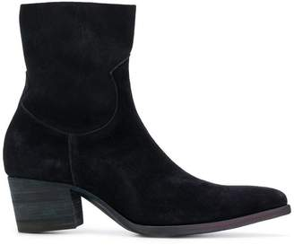 Atelier Bâba stacked sole boots