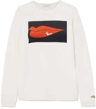 Bella Freud Hot Lips Jumper Sweater
