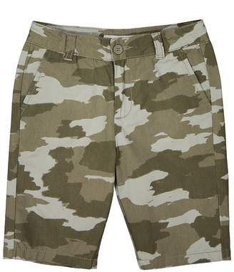 La Redoute Collections Camouflage Print Bermuda Shorts, 3-12 Years