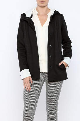 Katherine Barclay Snap Front Jacket