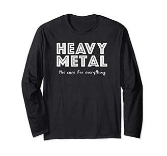 HEAVY METAL The Cure For Everything Long Sleeve T-shirt