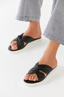 Urban Outfitters Crossed Knotted Sandal